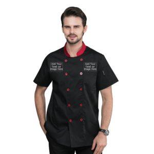 Personalized Customized Logo Chef Jacket-1