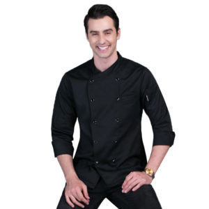 Personalized Customized Logo Chef Jacket-2