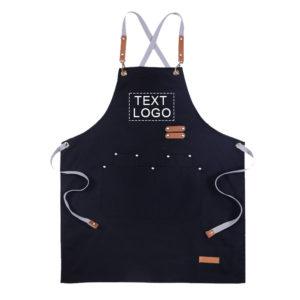 Personlized Custom Print Chef Apron-1