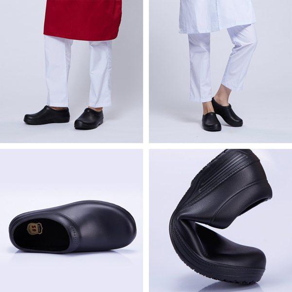 SensFoot Non Slip Work Shoes-5