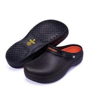 Slip Resistant Clogs-1