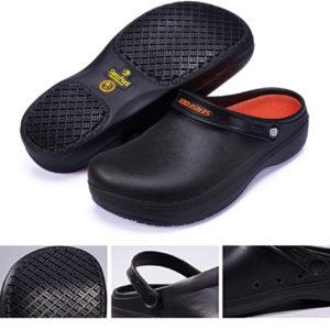 Slip Resistant Clogs-3