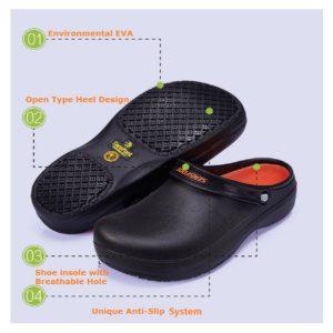 Slip Resistant Clogs-6