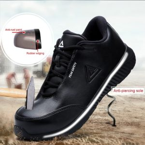 Work Steel Toe Shoes for Men and Women-1