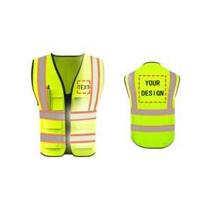 airport safety vest-1