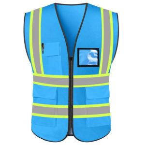 ansi class 2 safety vest-1