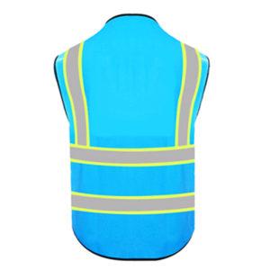ansi class 2 safety vest-2