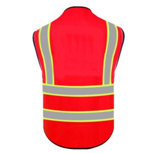 bike visibility reflect vest-2