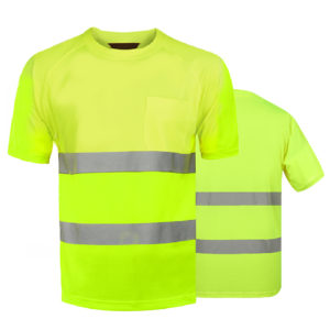 construction polo short sleeve shirt-2