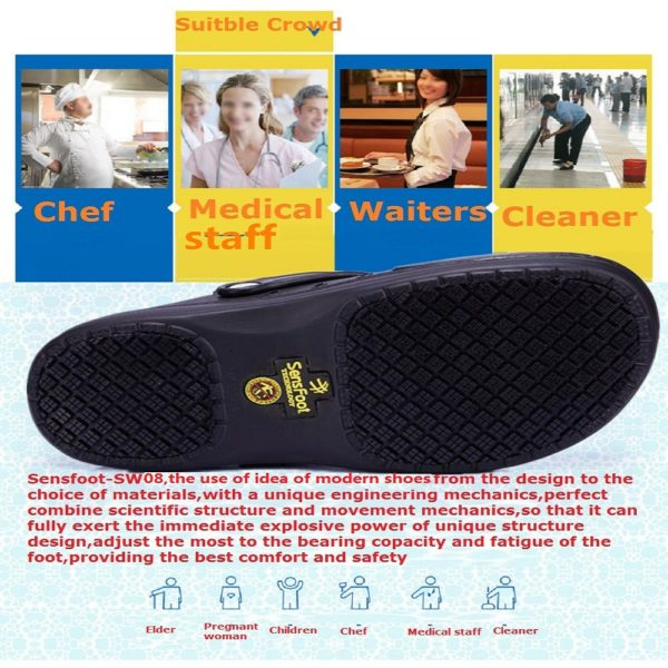 kitchen safety shoes for woman-4