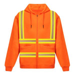 man hoodies safety-2