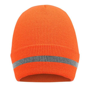 reflect knitting hat-1