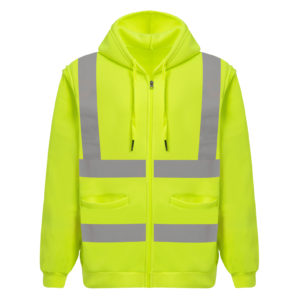 safety green hoodies-2