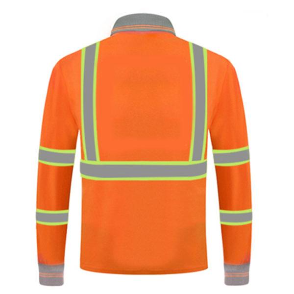 safety polo shirt-2