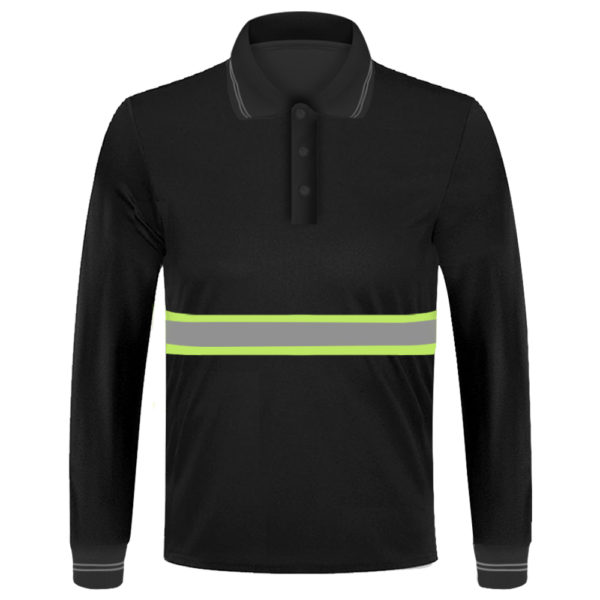 safety polo shirt-5