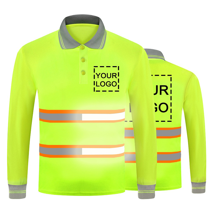 safety shirt long sleeve Shirt