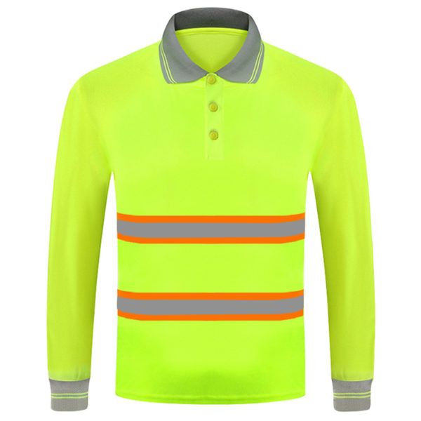 safety shirt long sleeve Shirt-1