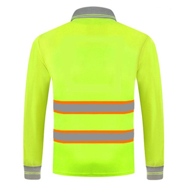 safety shirt long sleeve Shirt-2