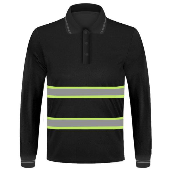 safety shirt long sleeve Shirt-3
