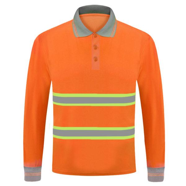 safety shirt long sleeve Shirt-5